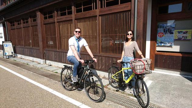 秋季の検証期間には、海外出身のユーザーも参加した(写真提供:京都海道)