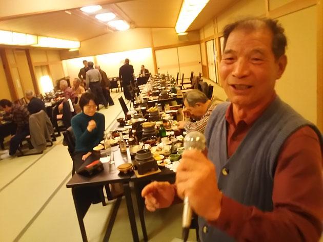 東京ロマンチカの「小樽の人よ」 唄:北村末治さん(千里浜町)