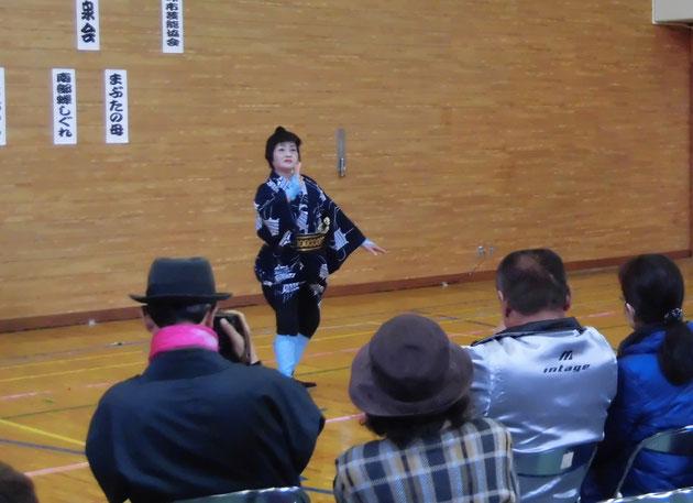 志泉会さんの踊り