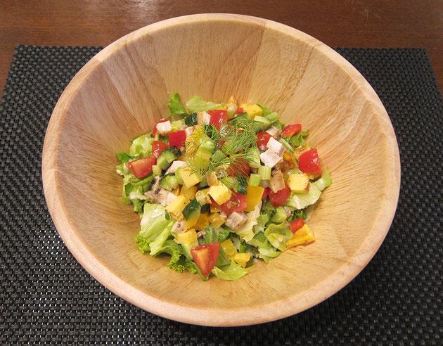 ハスタフレスカ チョップドサラダ