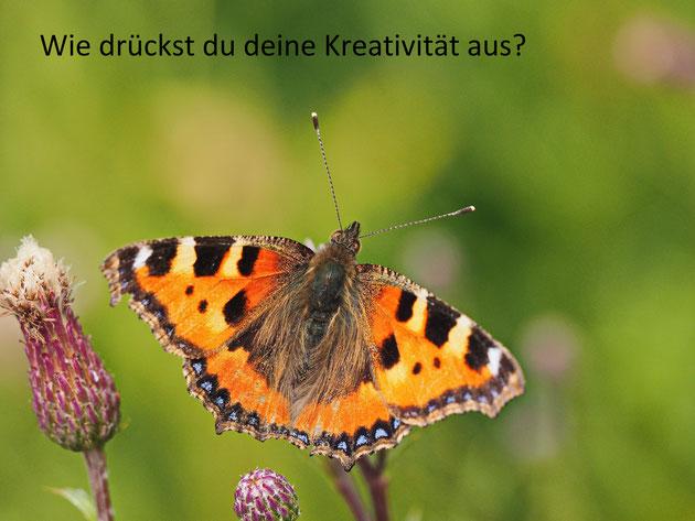 Lebensfrage, kreativität ausdrücken