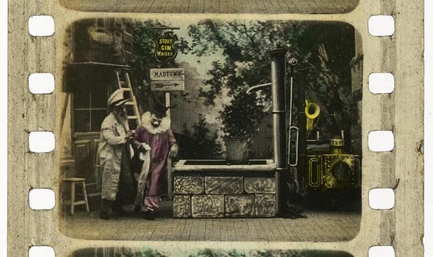 """film """"Automaboulisme et Autorité"""" de Georges Méliès - 1899"""