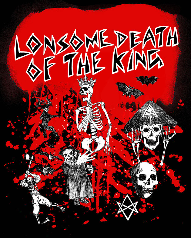 lonesome death of the king for PURPLE END