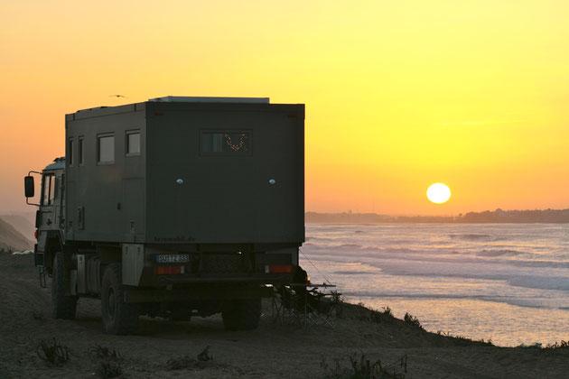Expeditionsmobil, Allrad-Reisemobil, Off-Road-Wohnmobil, Weltreisemobil, Fernreisemobil, LKW-Reisemobil, Allrad-Expeditionsmobil oder mit Toe-Experience