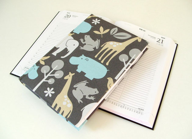 Kalender Buchkalender Timer Terminplaner 2012 Afrika