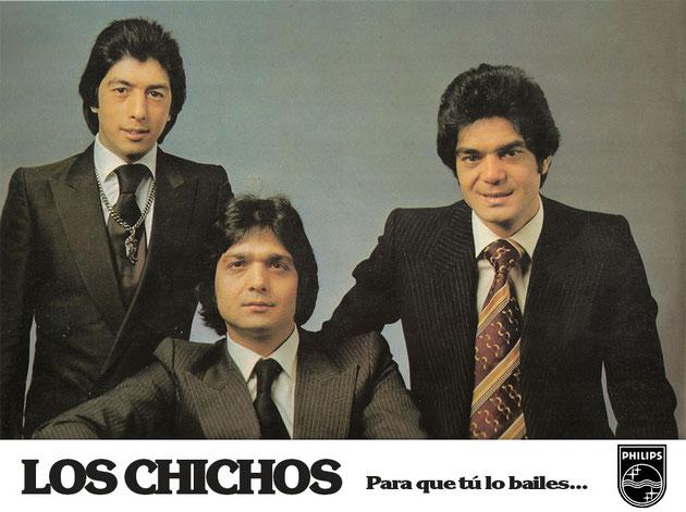 Postal Original de Promoción para que tú lo bailes 1981- 82