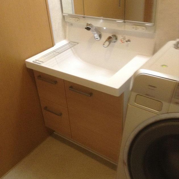 美濃加茂 可児で洗面台のリフォームなら、LIXIL認定の技建・エンタープライズにお任せください!