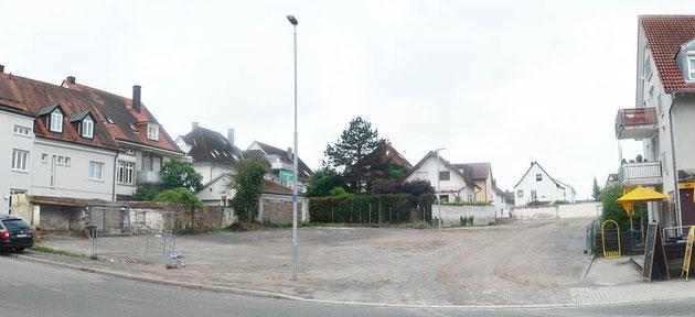 Adlerstraße 66-72 im Mai 2018