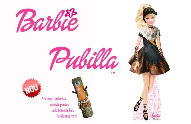 El nou model Barbie Pubilla es ven a mil·lions a tots els països del món i salva Mattel d'una anunciada fallida que ja semblava tan imminent com inevitable.