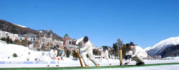 Cricket on Ice (Thursday 14th February, 2013)