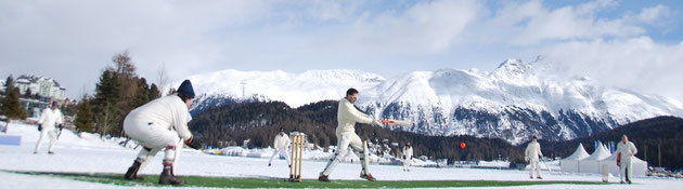 Cricket on Ice (Friday 15th February, 2013)