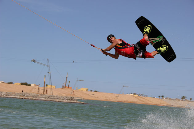 Wakeboarding Championship in El Gouna - Accomodation Available - www.apartmentsinhurghada.com