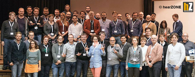 DeafIT Conference 2016 Hamburg: The participants