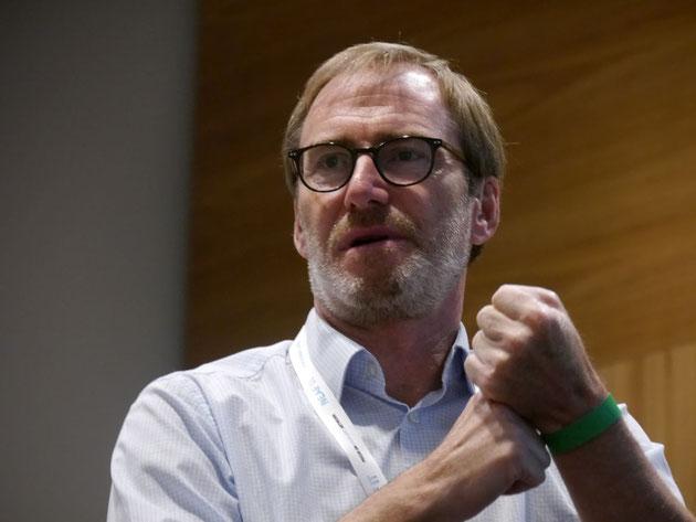 DeafIT Gründer Tobias Burz