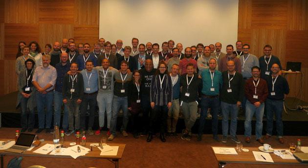 DeafIT Konferenz 2018: Die Teilnehmer