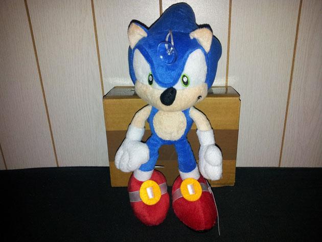 Sonic groß