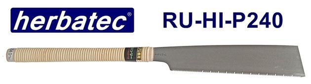 Handsäge herbatec RU-HI-P240