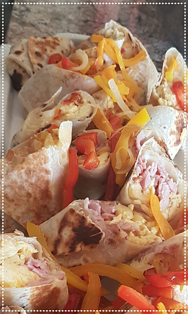 Come and try our delicious burritos
