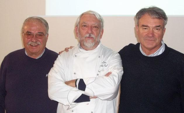 Fausto Bortolot - Loris Molin Pradel - Paolo Garna