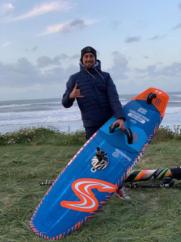 Serge Linnekuhl Windsurfing