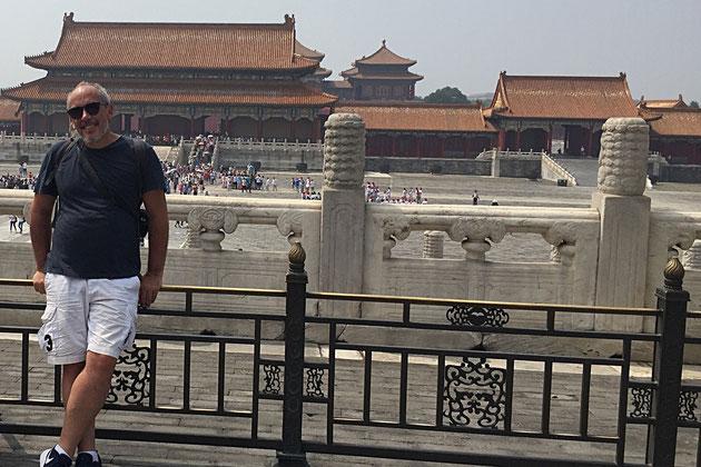 Pékin 2016 La cité interdite