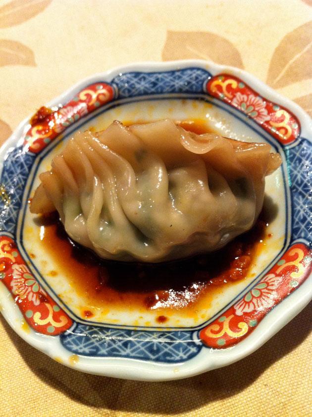 春菊 レシピ 餃子 白菜 シイタケ
