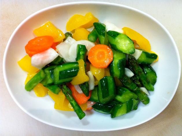 野菜 塩麹 レシピ