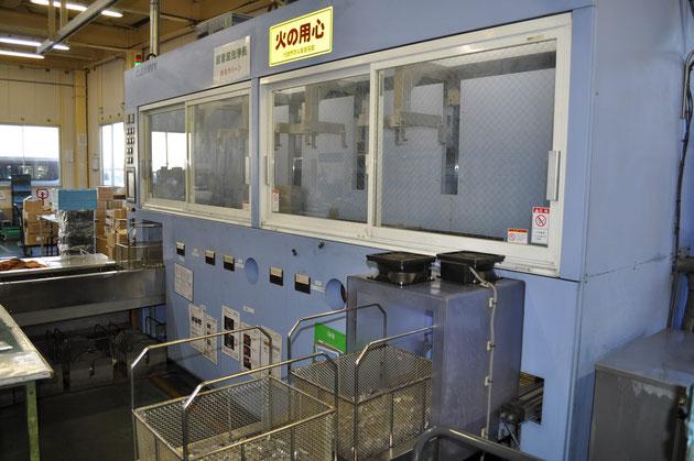 日本本社にある超音波洗浄機です。