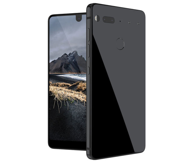 Androidの父が新スマホEssential PH-1を発表。