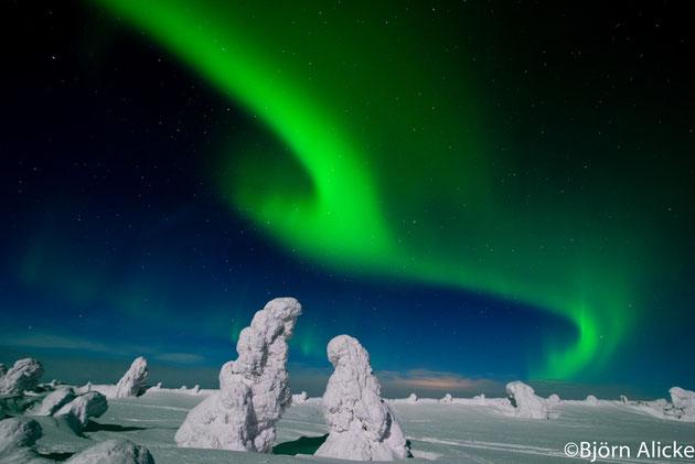 Polarlicht 3, Finnland