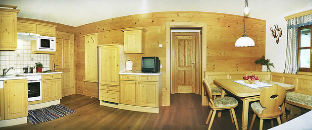 "Apartment Type C sleeps 4 - 6 persons ""Jagastüberl and Holzknechthüttn"""