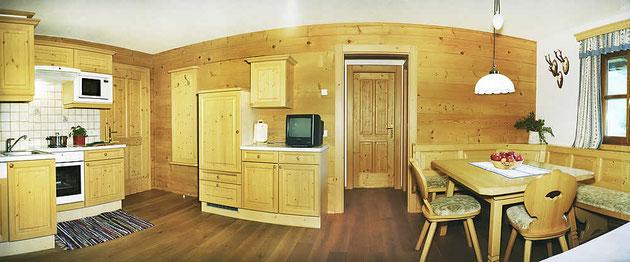 "Apartment Type C sleeps 4 - 6 persons ""Jagastüberl and Holzknechthüttn"""