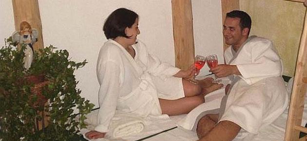 Sauna en stoomcabine – Steinbachgut Flachau