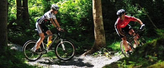 Fietsen en Mountainbiken in Flachau