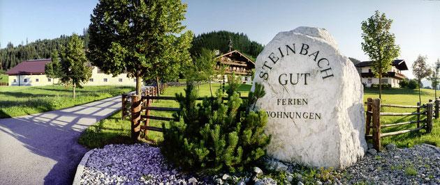 Urlaub am Bauernhof Flachau Steinbachgut