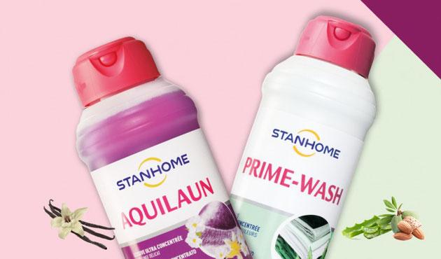 2 éditions spéciales linge au parfum inédit - Aquilaun et Prime-Wash