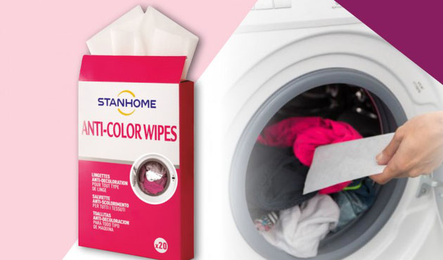 Anti-Color Wipes