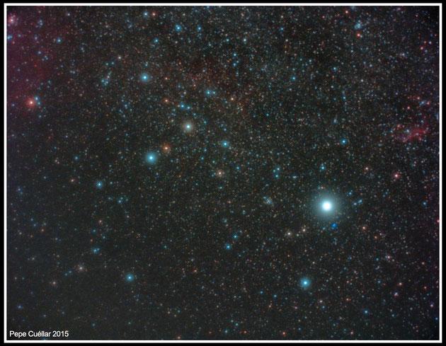 Constelación del Can Mayor