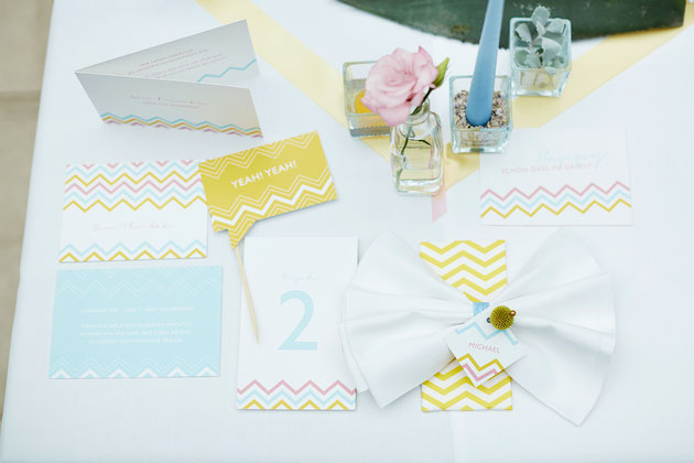 Farbe Gelb für die Braut und Hochzeiten