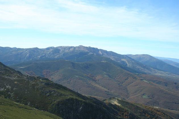 Pico del Lobo y Hayedo de Riofrío de Riaza