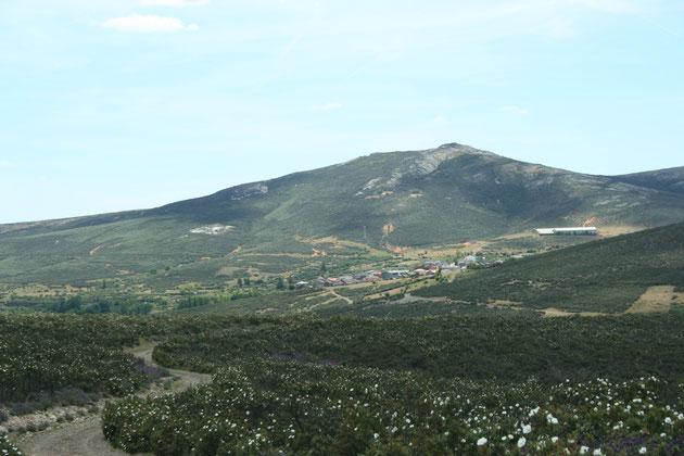Robledo de Corpes y Pico del Otero
