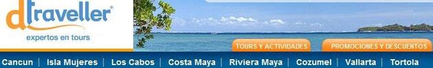 Selecciones las mejores aventuras en la Riviera Maya