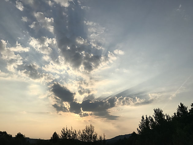 Sommersonnenwende Morgenskraft