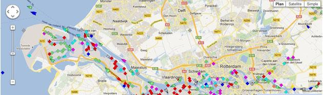 Les espaces majeurs de production et d 39 changes le lien - C est pas sorcier le port de rotterdam ...