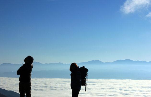 ヘブンスそのはらさんの雲海ハーバー。11月24日まで開催しています。