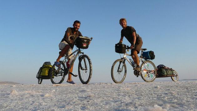 On a fait un détour par le pole nord, il faisait trop chaud en Turquie