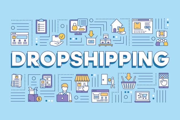 dropshipping store