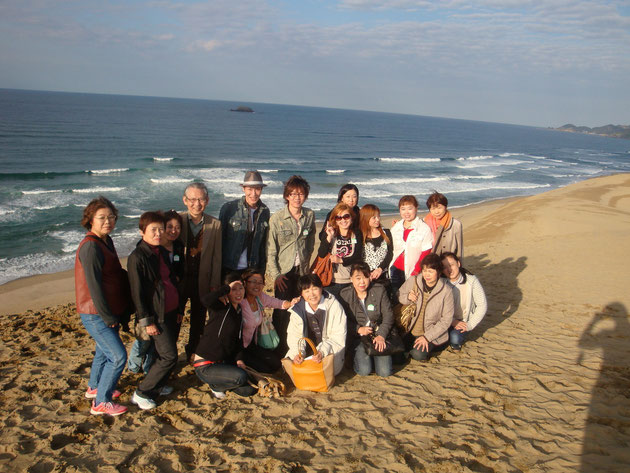 吉井服装 2012年社員旅行写真