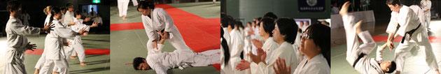 画像:養神館合気道 全日本合気道総合演武大会
