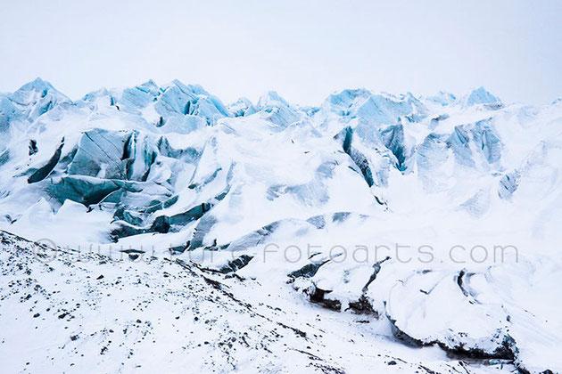 2011.03.29  -  Grönland / Inlandeisschild bei Kangerlussuaq  (Greenland, Kangerlussuaq,  Inland Ice Sheet)